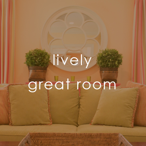 Lively Great Room